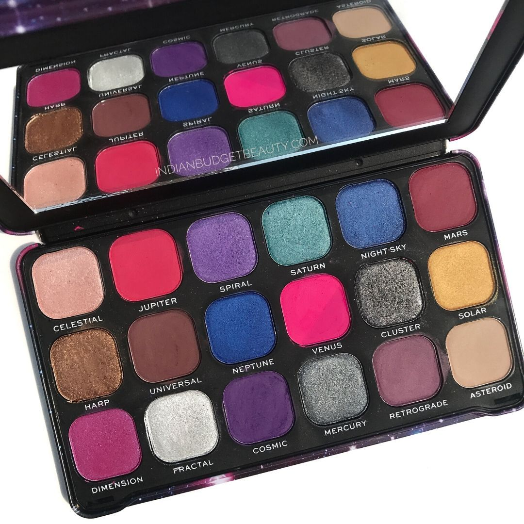 Makeup Revolution Forever Flawless Constellation Eyeshadow