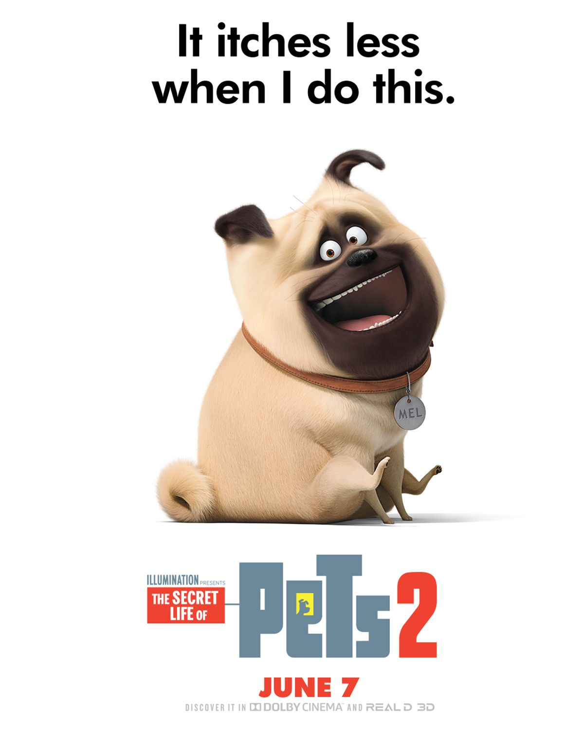 Bobby Moynihan Is Mel The Pets Return This Summer In The New Movie The Secret Life Of Pets 2 Coming To Theaters June 7 Secret Life Of Pets Secret Life Pets