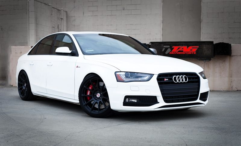 Inch Advance One ADV Alloy Rims Wrapped In High Performance - Audi car tires