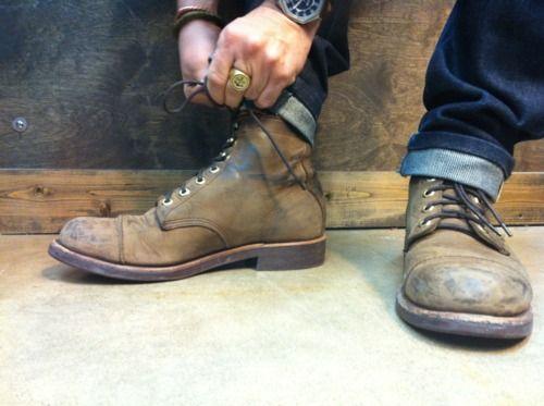 Chippewa Katahdin Iron Works 6-inch