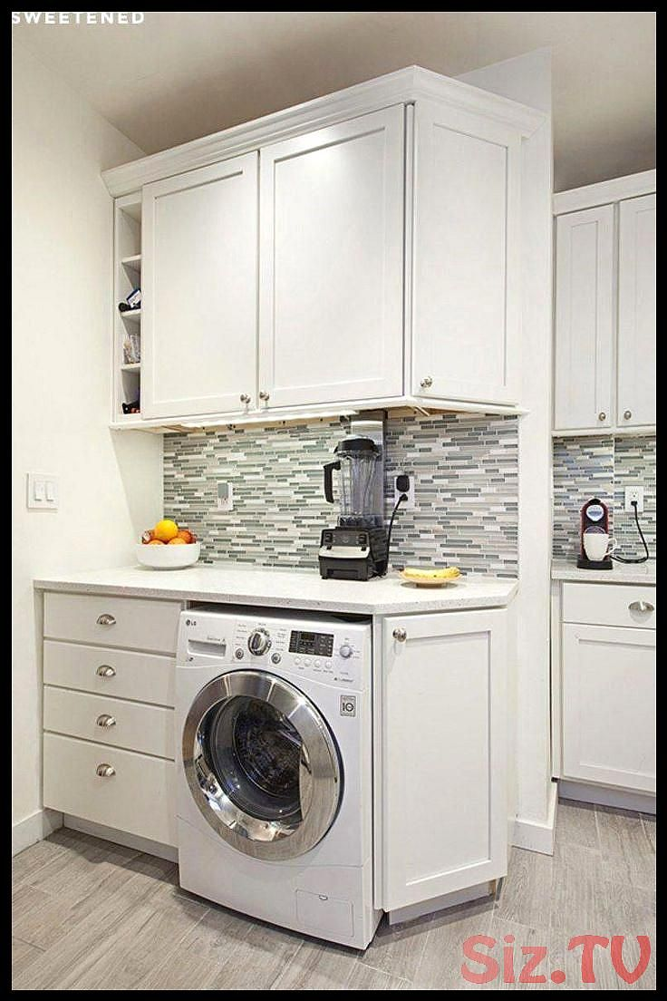 Yes You Can Fit Laundry Machines into Your Tiny Apartment Yes You Can Fit Laundry Machines into Your Tiny Apartment Robbie Scott Save Images Robbie Scott Exceptionallaund...