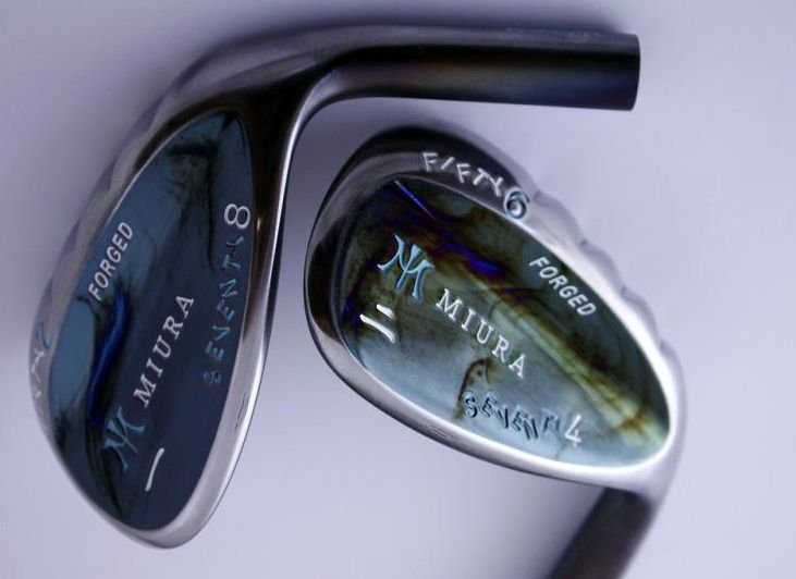 Miura Wedges James Patrick Grind and Finish