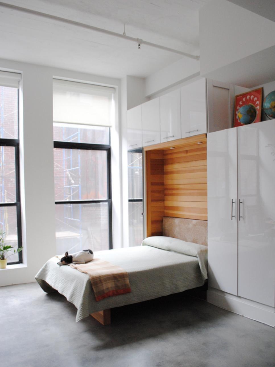 12 Ways To Fake A Bedroom Murphy Bed Designs Murphy Bed Ikea