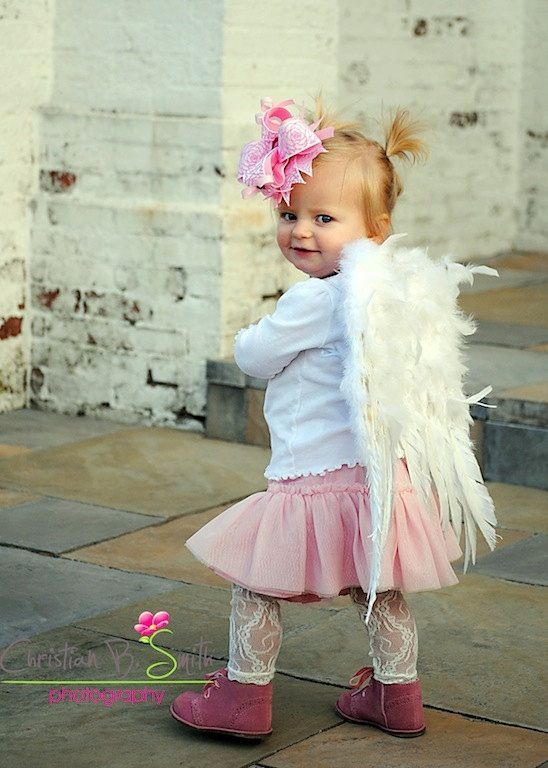 I like this for Adalynn except for the hair bow.