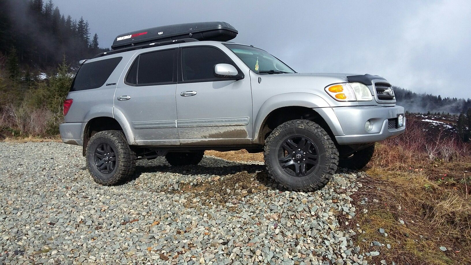 Pin By Tom Broadwater On Toyota Sequoia Toyota Sequioa
