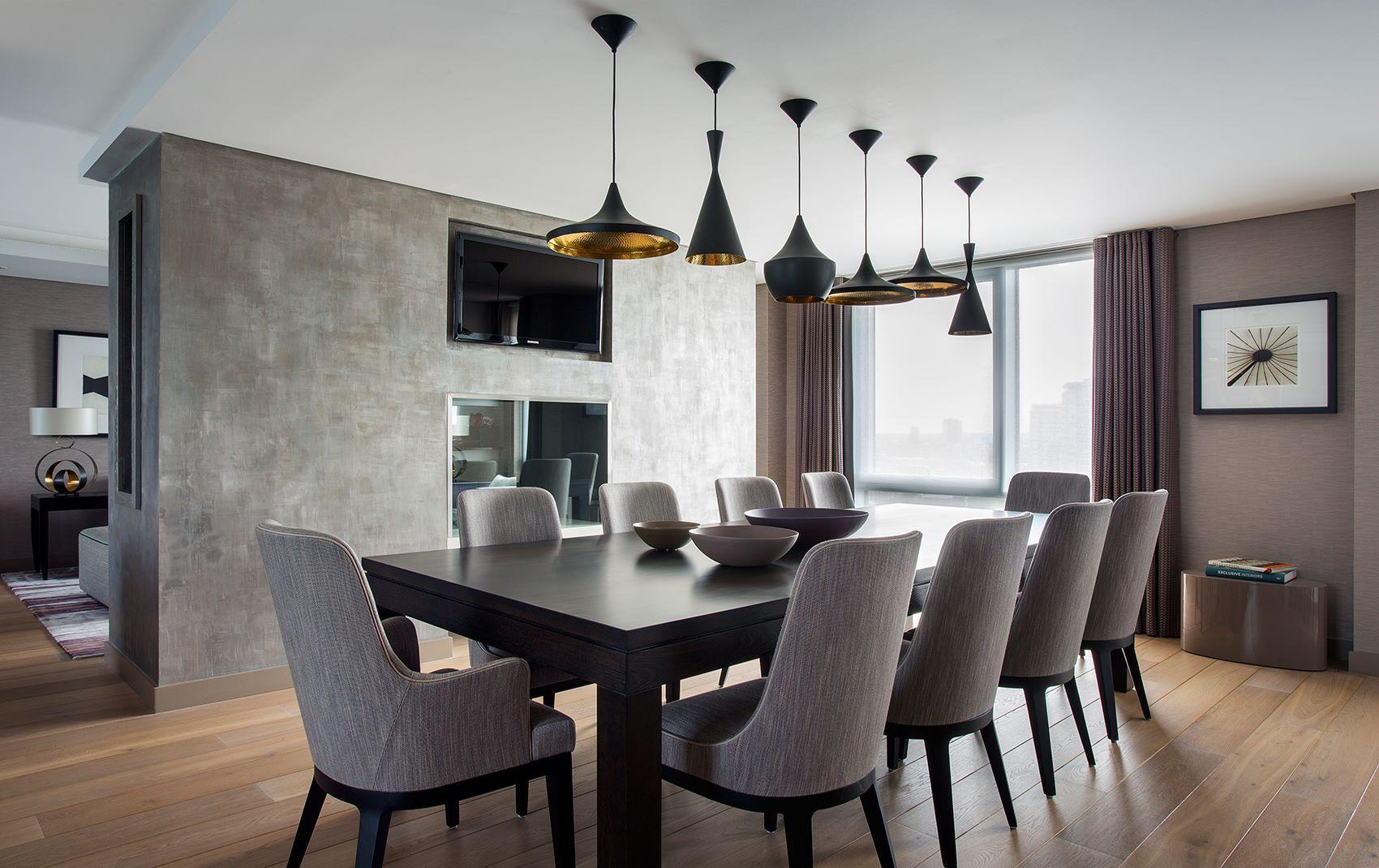 Dining room ideas by Rene Dekker Luxury