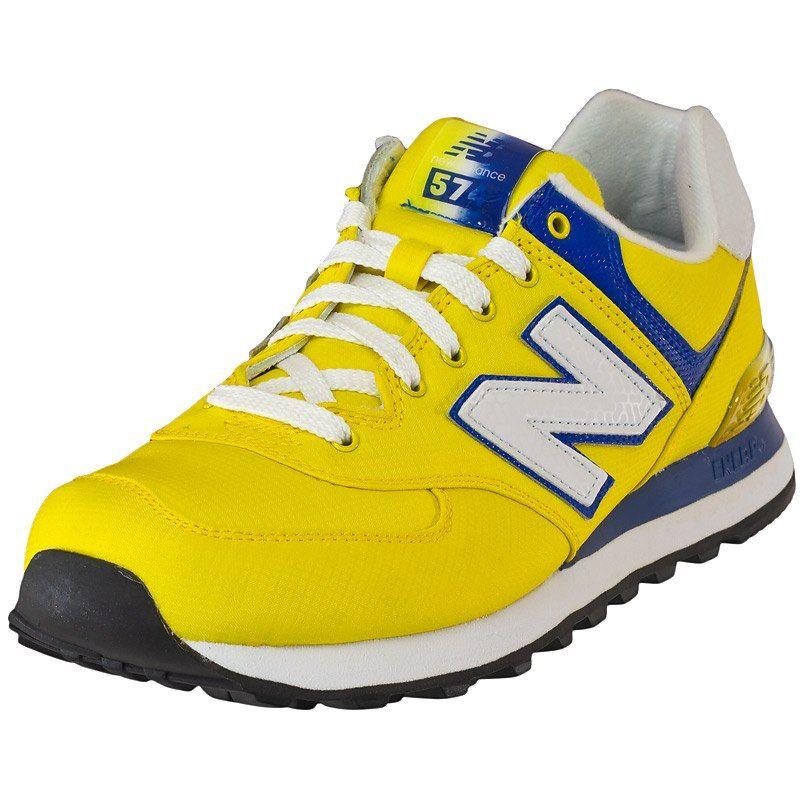 New Balance ML 574 APY yellow/blue ★★★★★