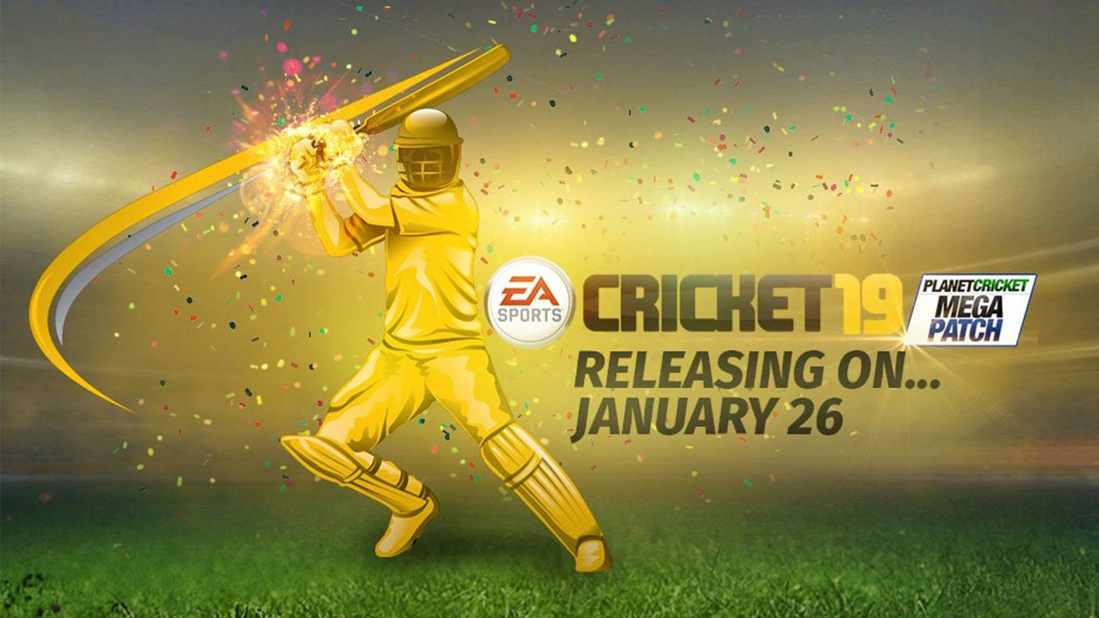 Ea Sports Cricket 2019 Pc Game Download Cricket Sport Pc Games Download Ea Sports