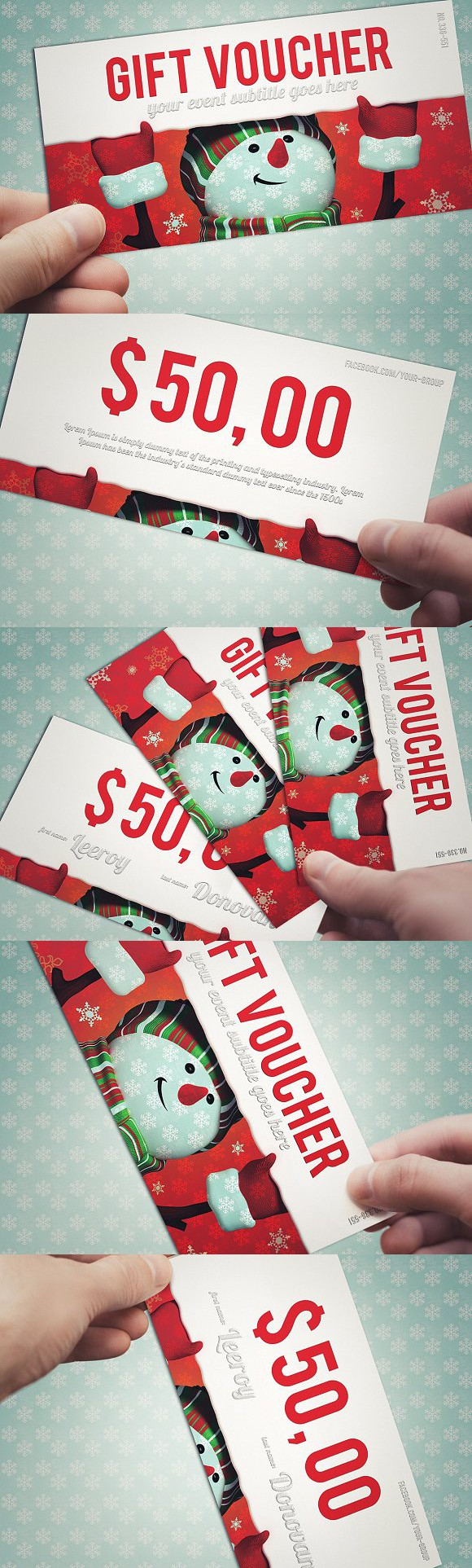 christmas gift voucher christmas gifts gift voucher design and christmas gift voucher gift voucher design templates 7 00