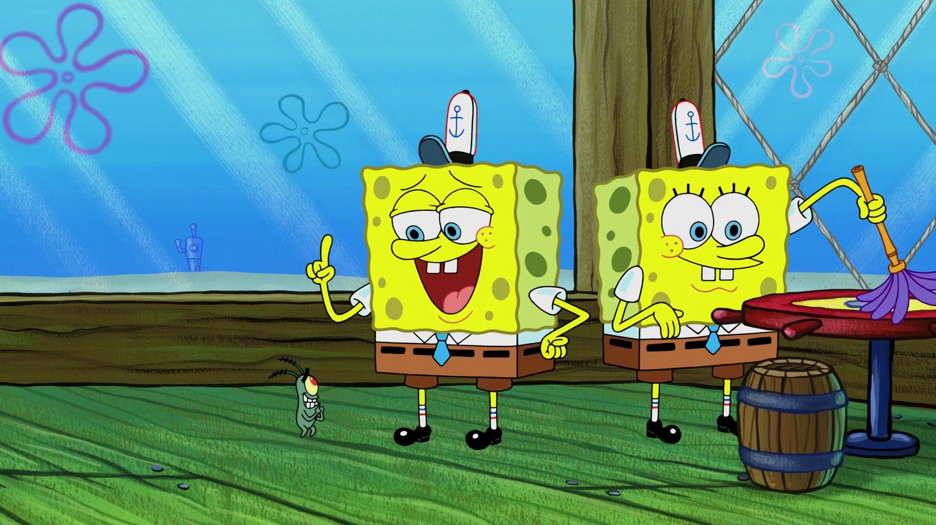 college finals meme spongebob