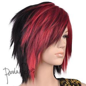 Nuvvab Short Scene Hair Punk Hair Hair Styles