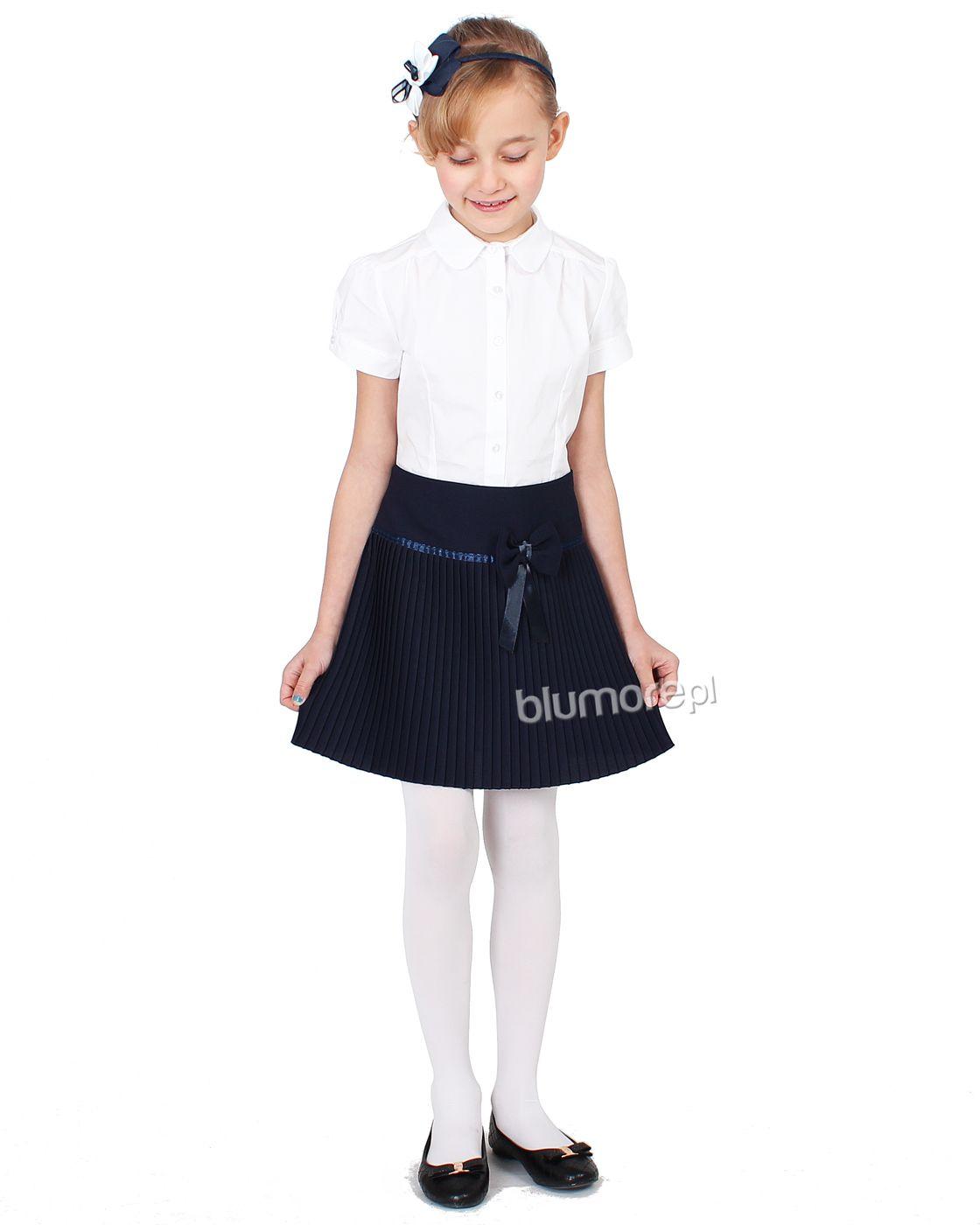 2a4cc67902 Szukasz dziewczęcej spódniczki na szkolne uroczystości  A może po prostu w  szafie Twojego dziecka brakuje