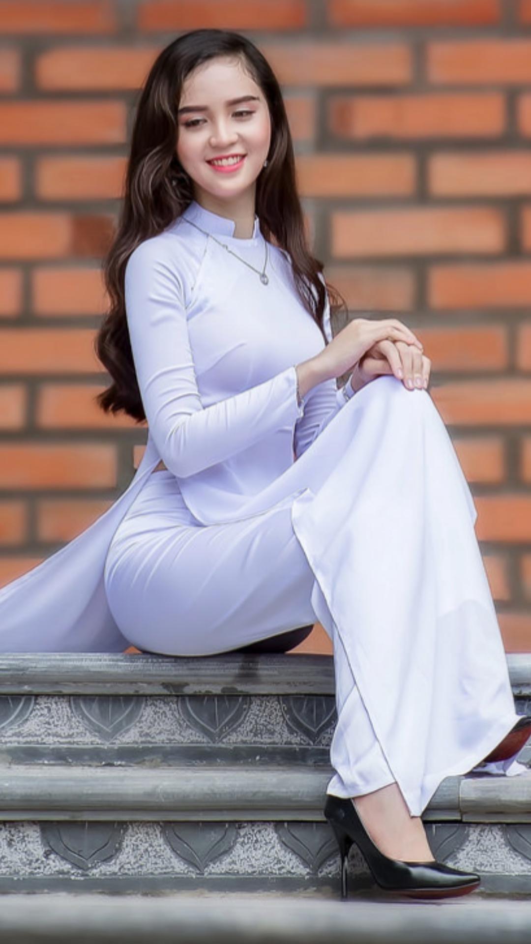 Vietnamese Long Dress Vietnamese Long Dress In 2018 Pinterest