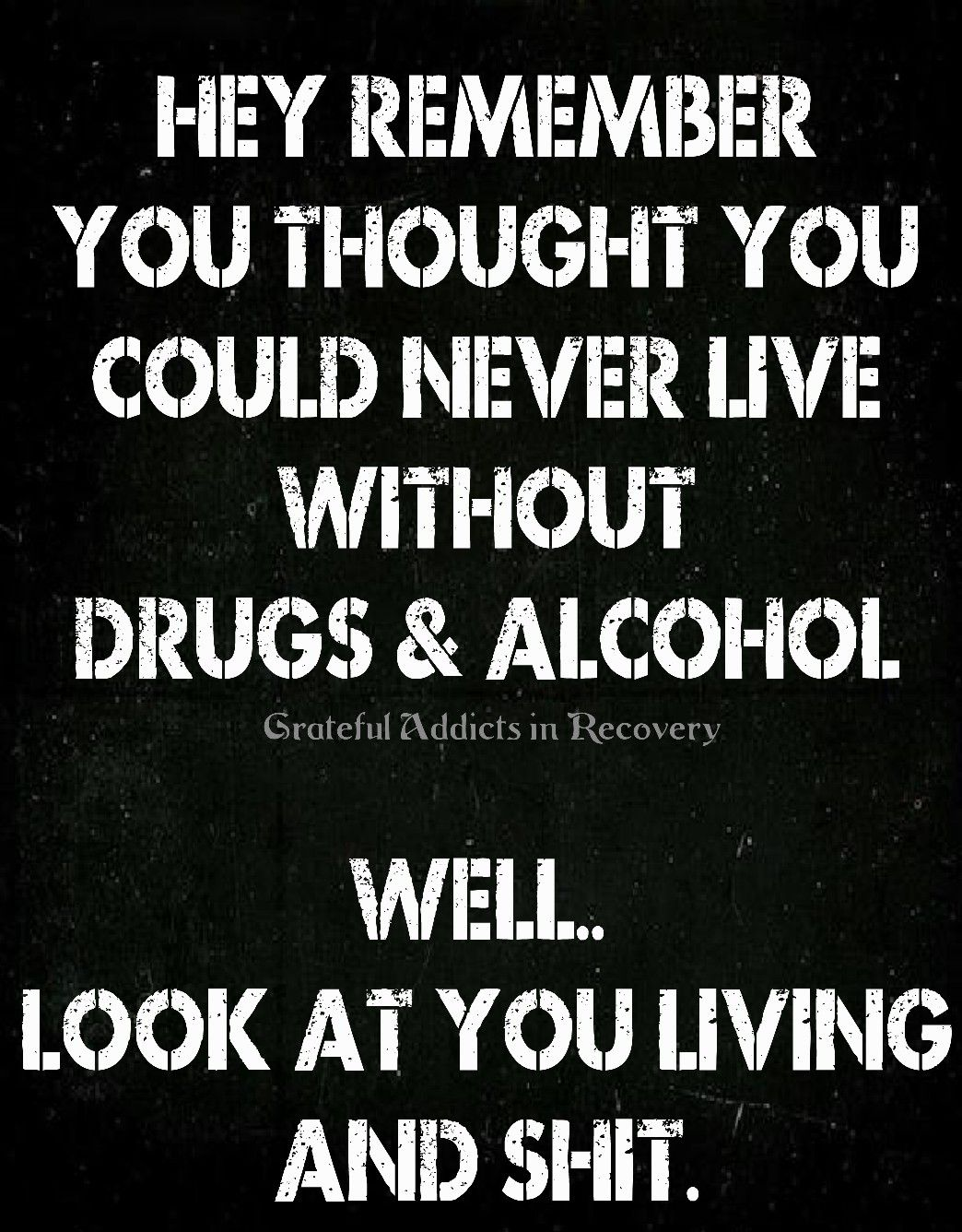 Pin on Grateful Addicts in Recovery