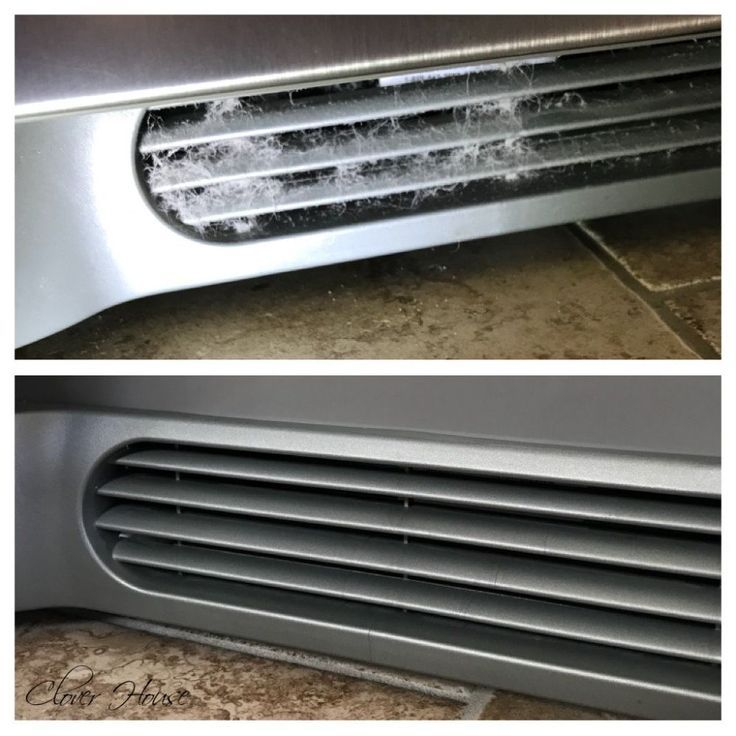 How To Clean Your Fridge Coils (With images) Cleaning