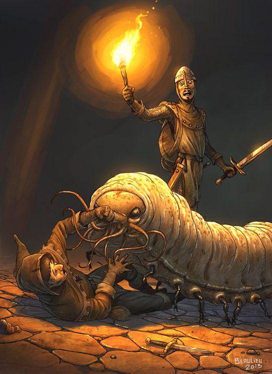 Johnny Bleu S Art Bloodborne Concept Art Fantasy Art Fantasy
