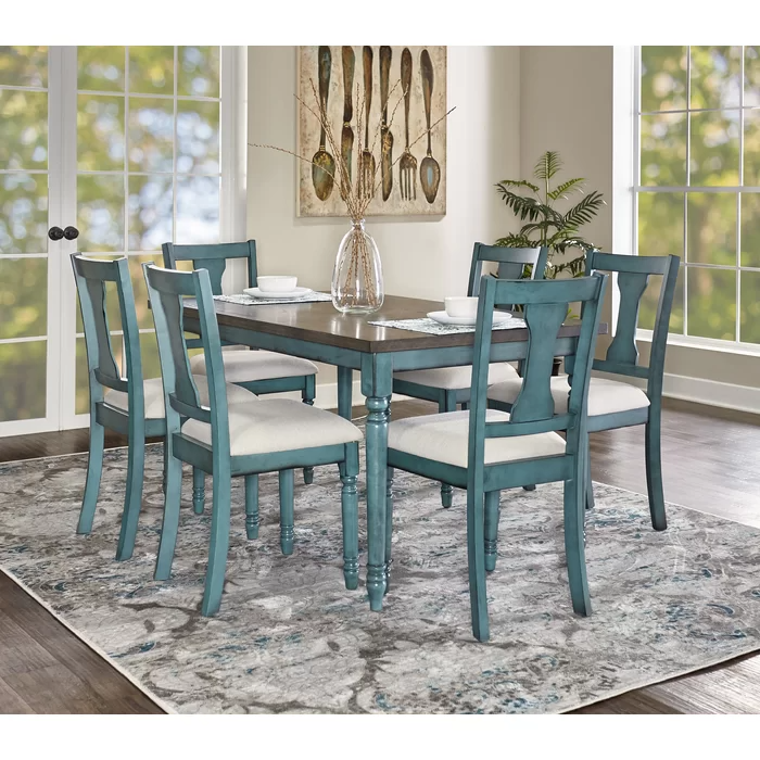 Ophelia Co Teresa Dining Table Reviews Wayfair In 2020 Dining Set Furniture Farmhouse Dining Table