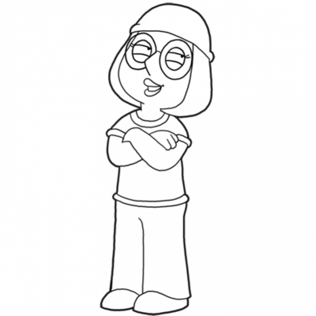 Free Printable Family Guy Coloring Pages For Kids Family Coloring Pages Cartoon Coloring Pages Cute Coloring Pages