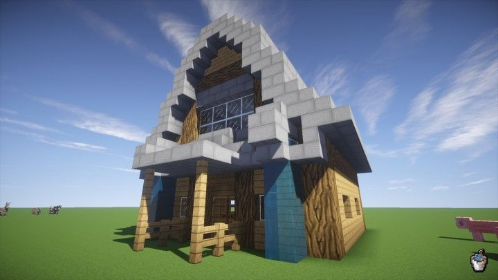 The Instant House Mod 1 7 10 Forge V 1 05 01 Portable Instants Minecraft Mod Minecraft Mods Minecraft Minecraft Houses