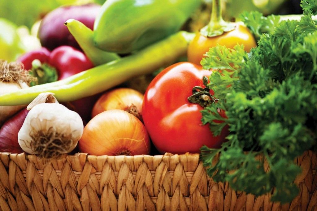 Lose weight in a week by adding organic food on to your diet.