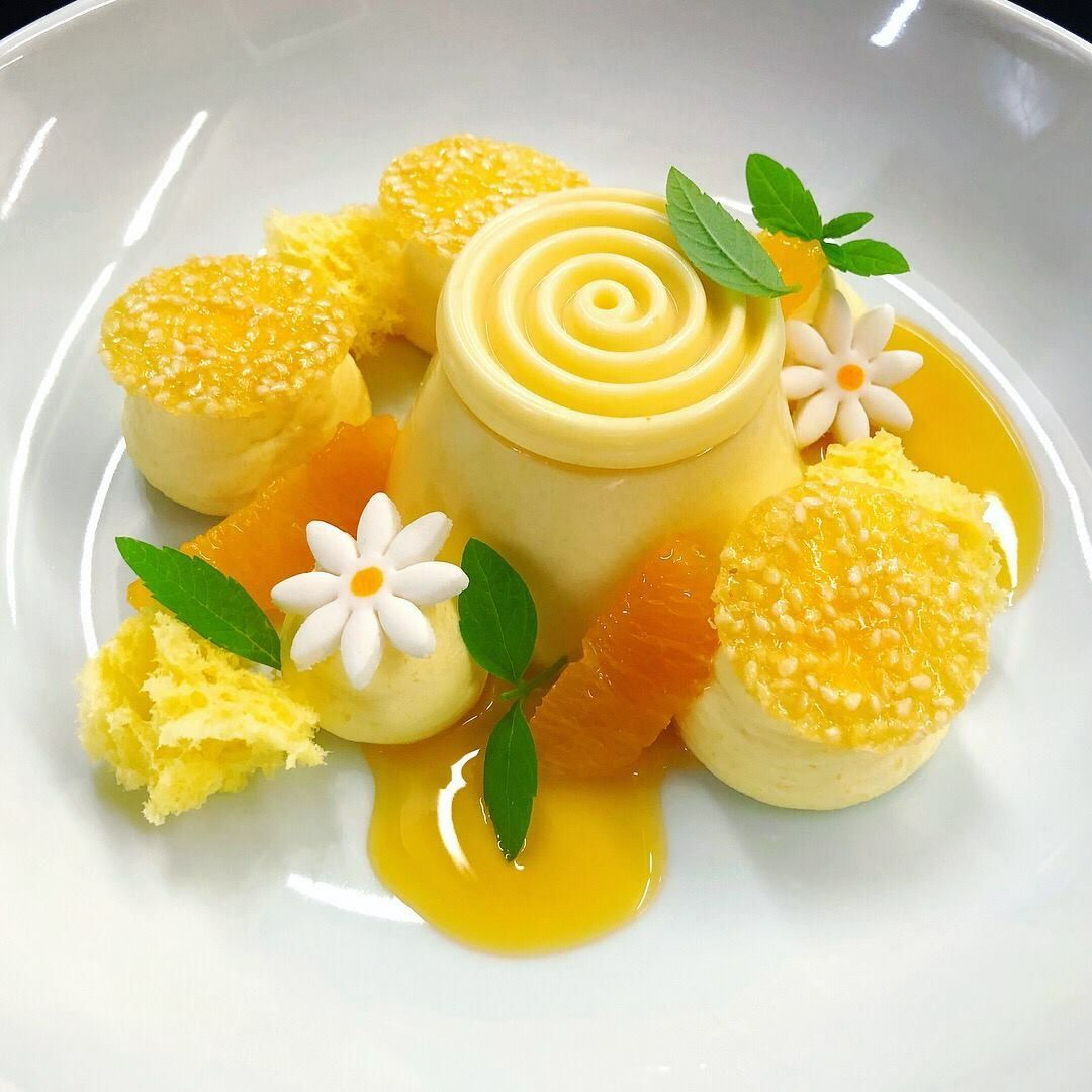 Pin by Rosi Gospodinova on Plated Gastronomy   Diy food ...