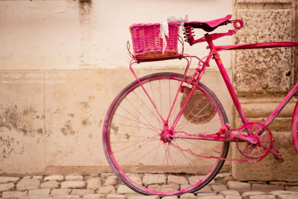 August Break 8th Bicicleta Rosa Pink Ladies Cor De Rosa