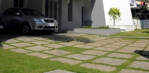 Cheap driveway ideas bing images projects to try for Inexpensive flooring alternatives