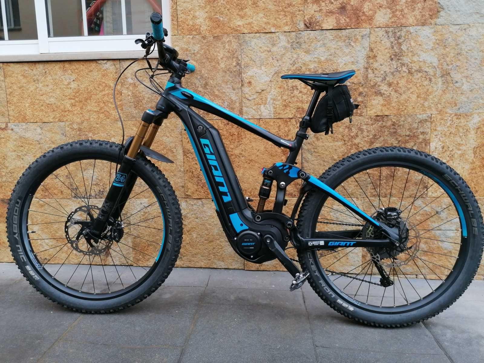 Bicicleta Giant Full E En Talla S 58539 Categoría Bicicleta Eléctrica De Montaña Año 2018 Cambio Shima Bicicletas Giant Bicicletas Bicicleta Electrica