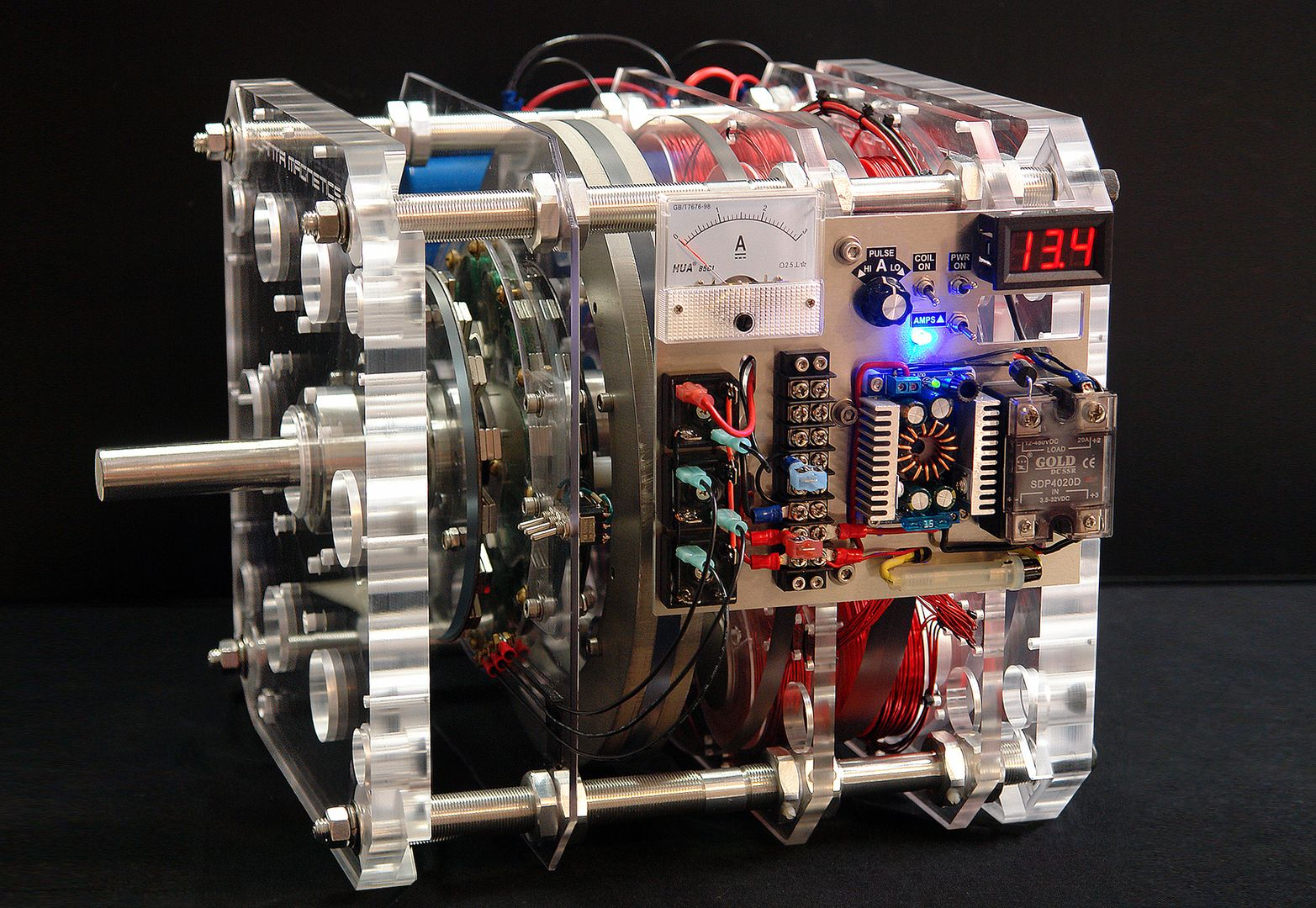 Non Fuel Generators Quanta Magnetics Store Coisas