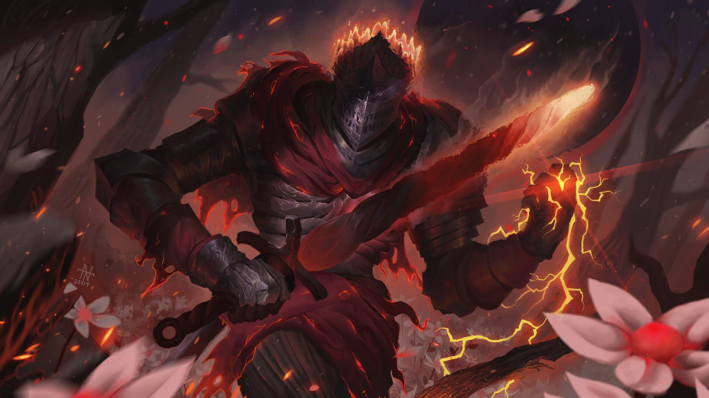 1920x1080 Soul of Cinder Wallpaper Background Image. View