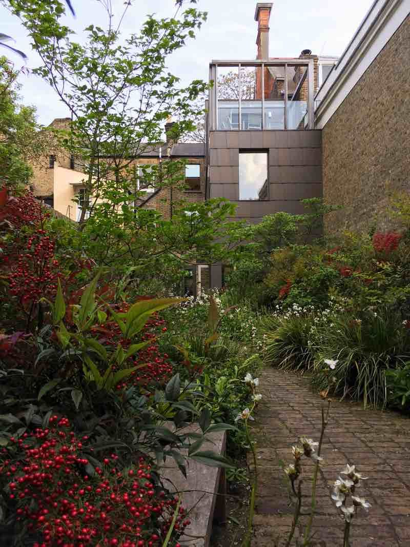 Garden Designer Non Morris - South London Gallery | Garden Path ...