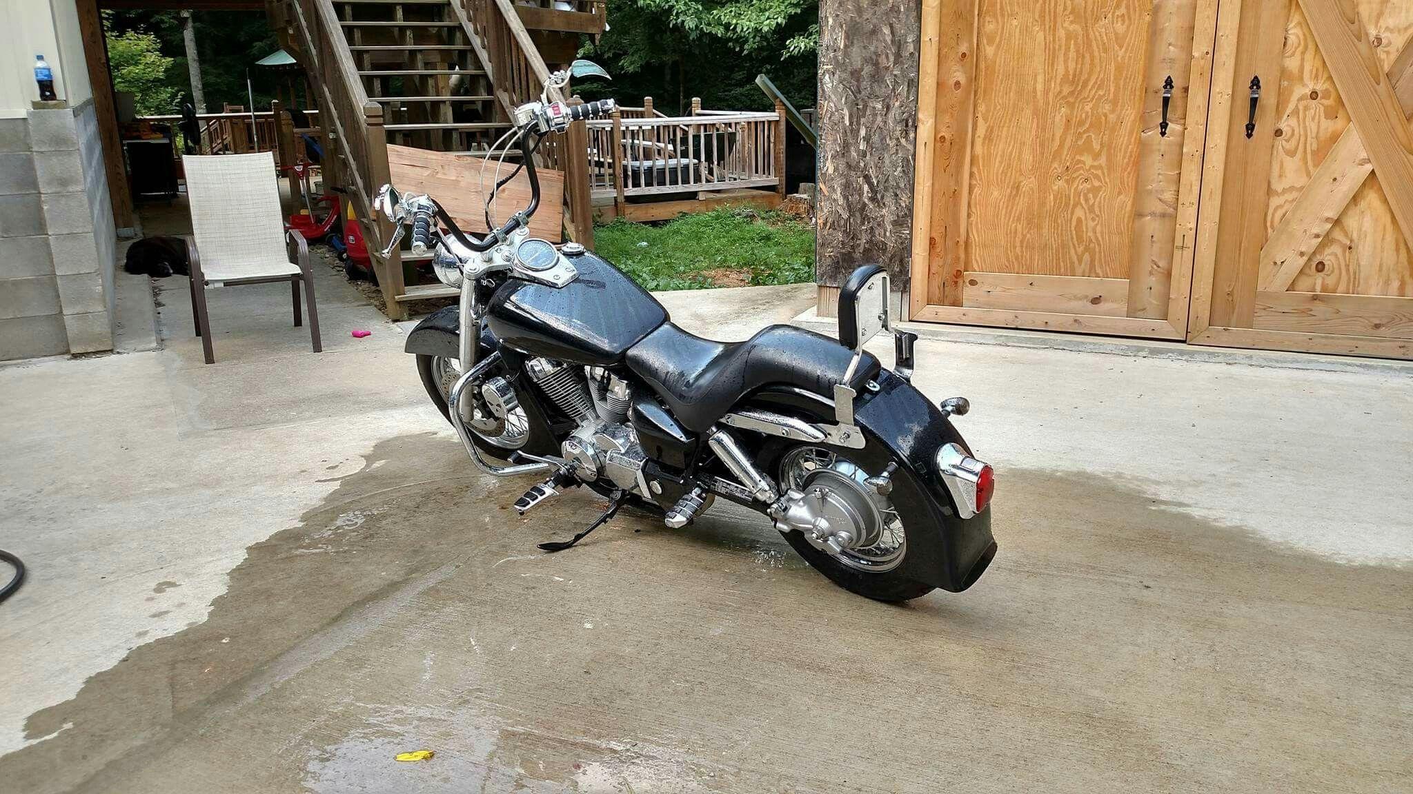 Customized Honda Shadow Aero 750 Customized Honda Motorcycles