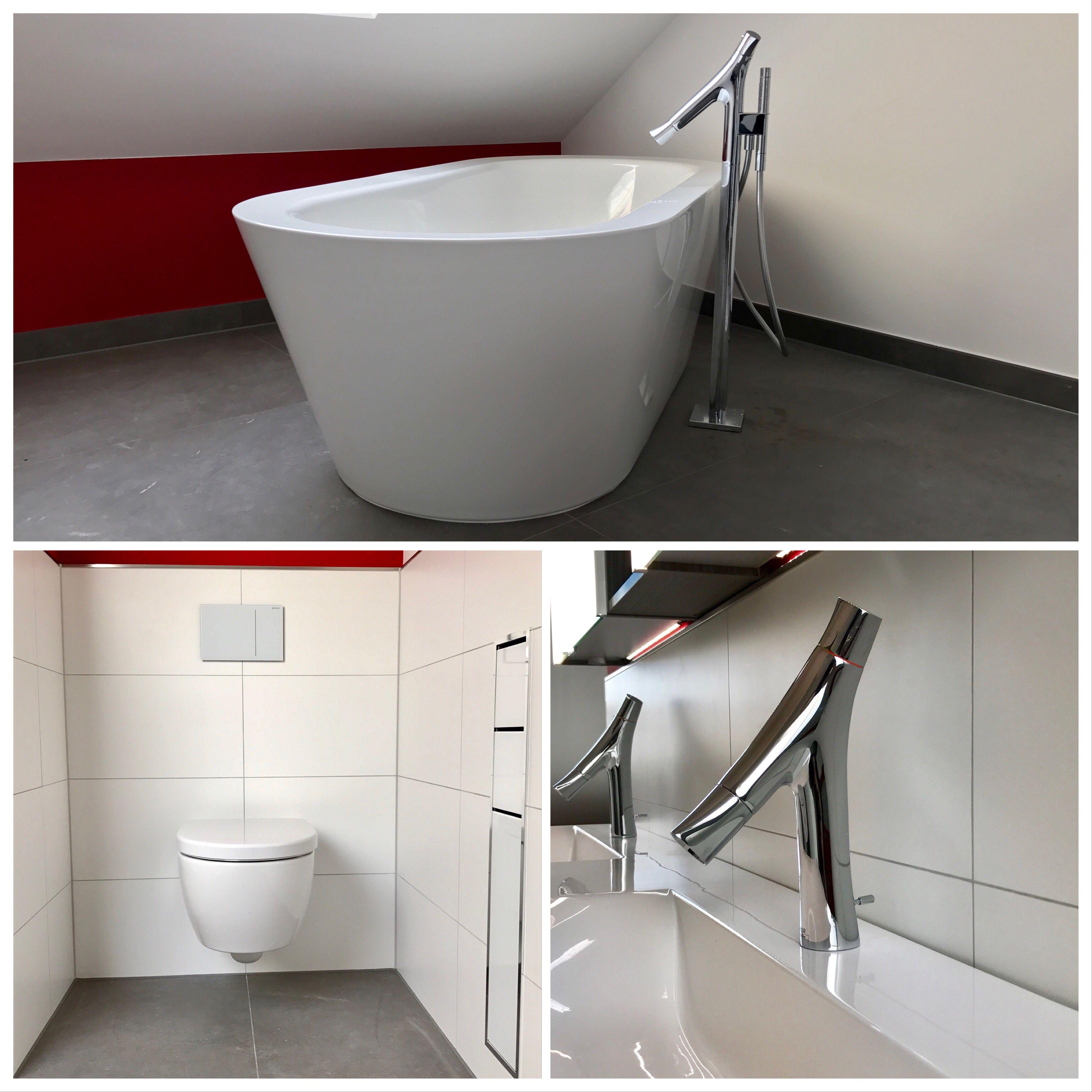 Freistehend Wanne, Wand WC, verdeckte WC Garnitur, WT mit