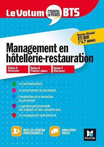 Pdf Gratuitement Le Volum Bts Mhr Management De L Hotellerie Restauration Revision Et Entrainement Pdf Livre En L Hotellerie Restauration Bts Hotellerie