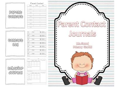 Primary Graffiti Teacher Week Friday Freebie This file include - parent survey template
