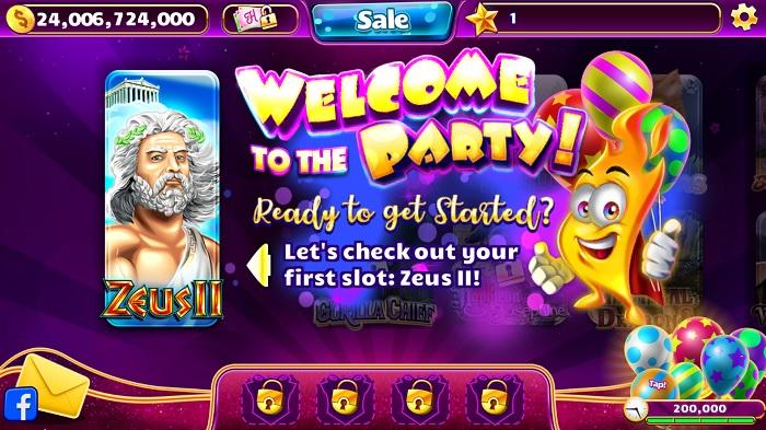 Slots Casino Party Cheats