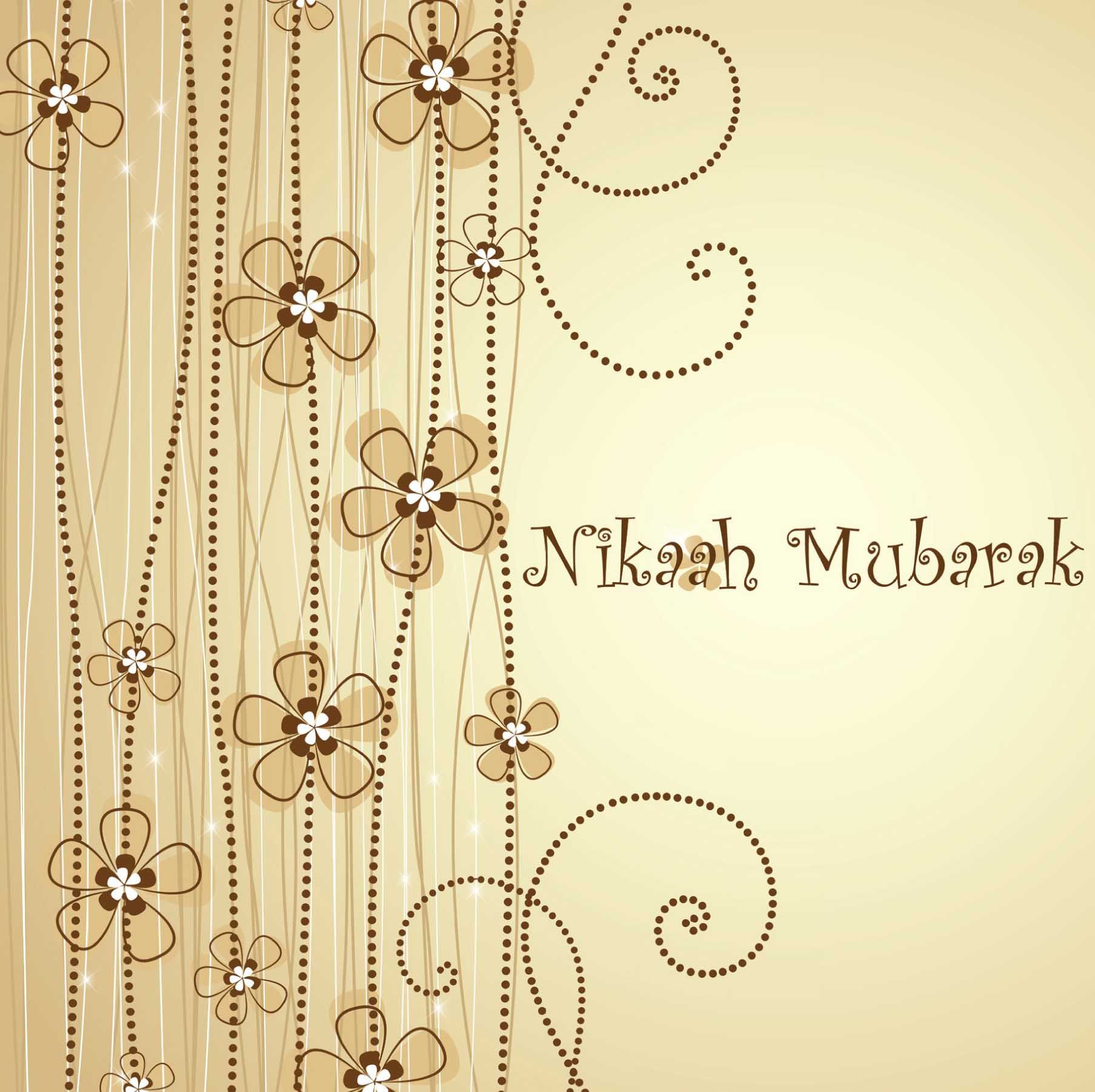 Nikaah mubarak islamic greeting cards bridal mehndiwllery nikaah mubarak islamic greeting cards kristyandbryce Image collections