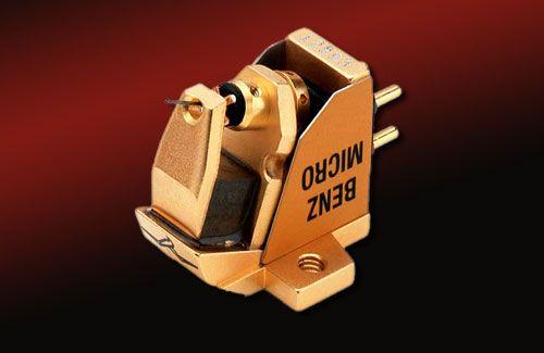 """Micro Benz - Glider II,High End Phono Cartridge"" !...  http://about.me/Samissomar"