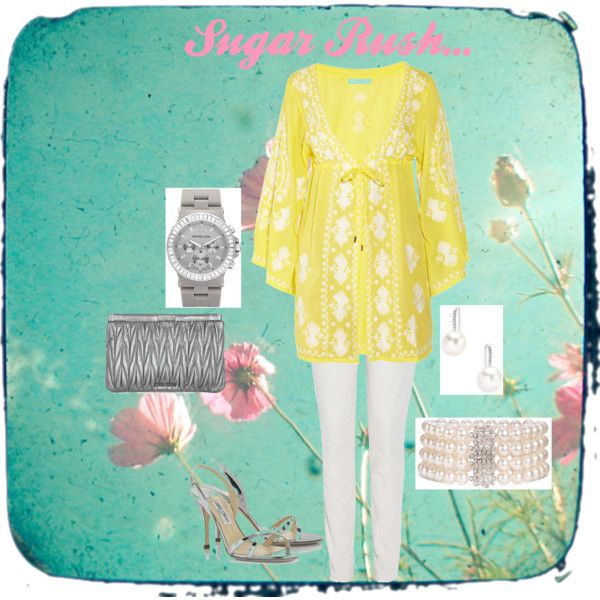 Sugar Rush..., created by mitika1980 on Polyvore