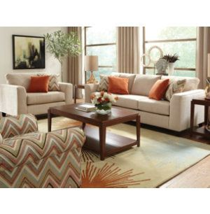 Living Room Sets Art Van twilight ii collection | fabric furniture sets | living rooms