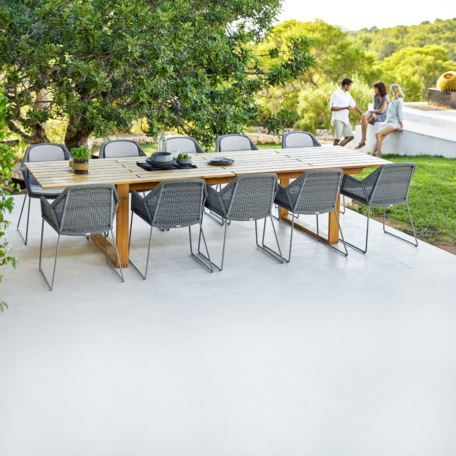 ENDLESS Dining Table CaneLine in Australia Beach