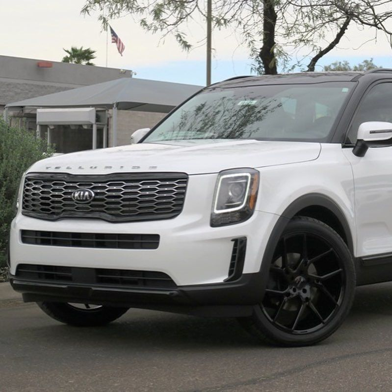 Kia Telluride Bolt Pattern In 2020 Kia Bolt Pattern Dream Cars