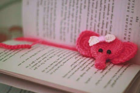 Marcapáginas, una invitación a leer y a decorar. | Aprender manualidades es facilisimo.com