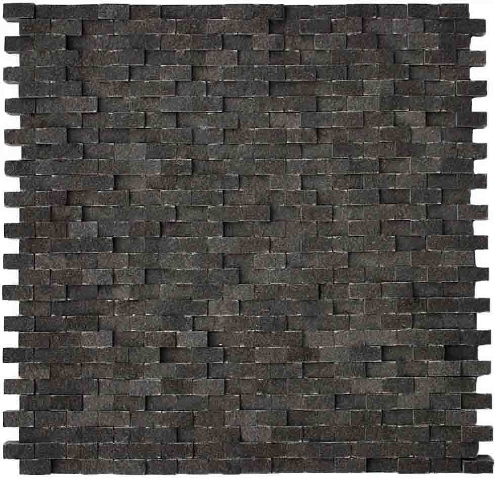 Natural Break Basalt Mosaic Tile 11 75 X 11 75 Basalt Tile Mosaic Tiles Basalt