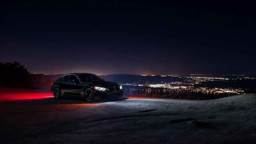 Bmw M3 F80 Black Hd Wallpapers With Images Bmw Wallpapers Bmw