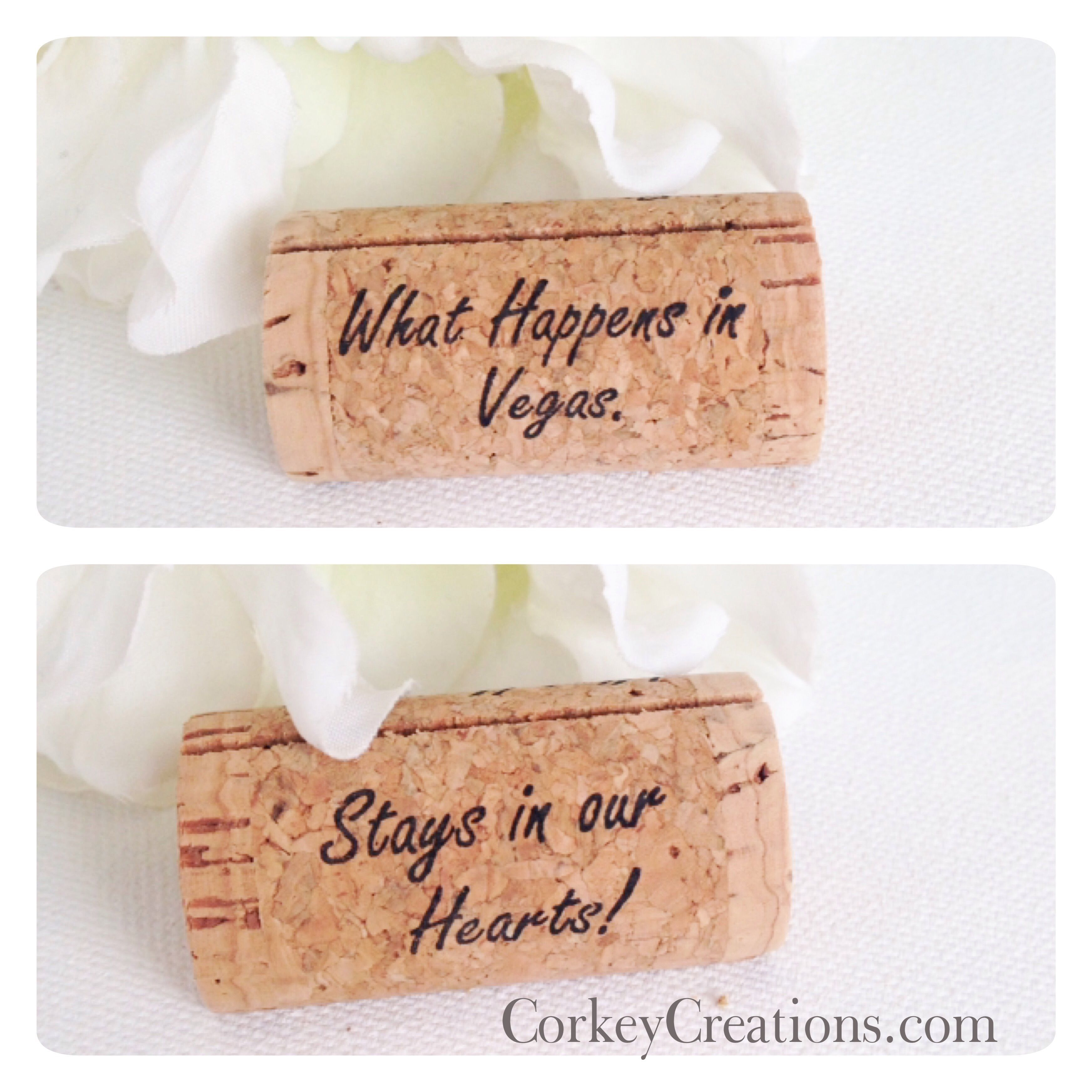 Wine Cork Place Card Holder Build Your Own In 2019 Vineyard