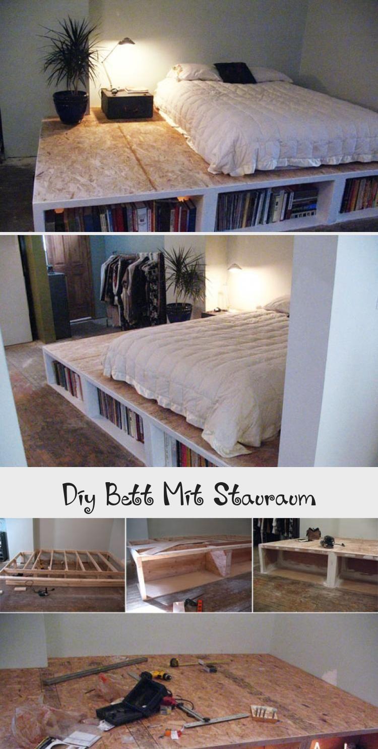 Wer sich schon immer mal selbst ein Bett selber bauen wollte, weil
