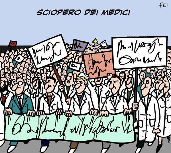 Sciopero dei medici - 9327