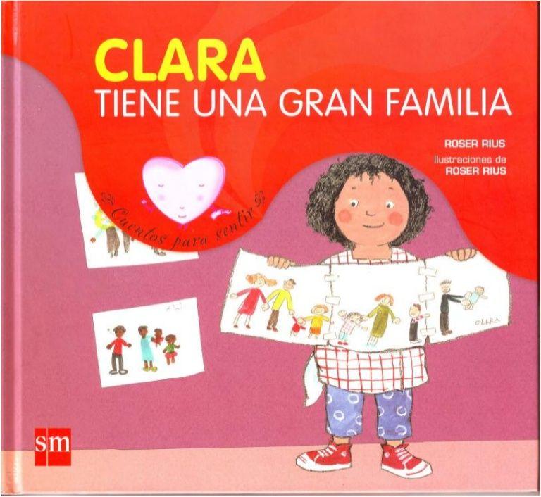 libros infantiles sobre la familia