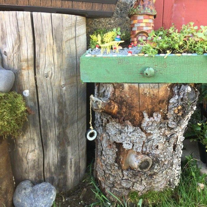 Gartendeko Basteln, gartendeko basteln naturmaterialien - 35 beispiele, wie sie den, Design ideen